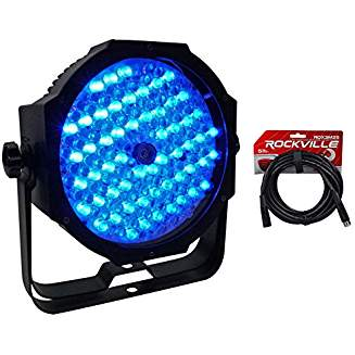 American DJ PAR64 LED Package with Free DMX Controller
