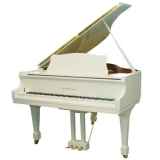 Roth & Junius RJGP 185 WH/P Grand Piano