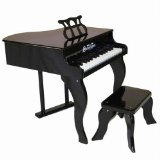 Schoenhut Fancy Baby Grand Piano