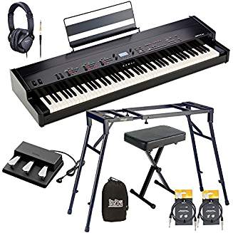 Kawai MP11SE 88-key Professional Stage Piano Bundle