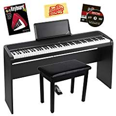Korg B1 Digital Piano Bundle