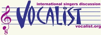 Vocalist, for singers and singing teachers